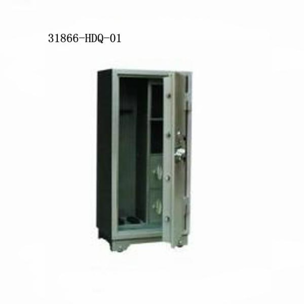 31866-HDQ-01Gun box  Mechnical combination lock