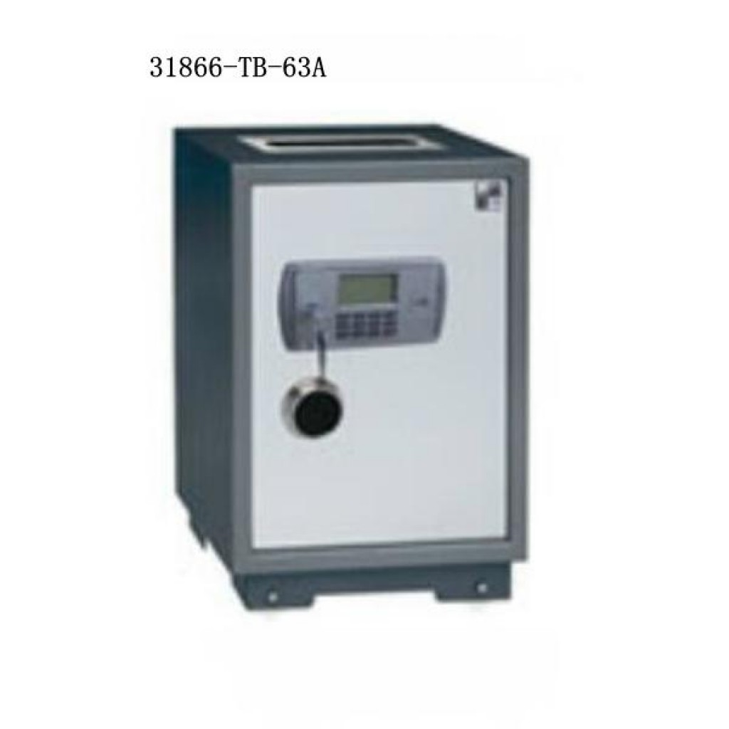 31866-TB-63A Money-insert Safe box Digital lock