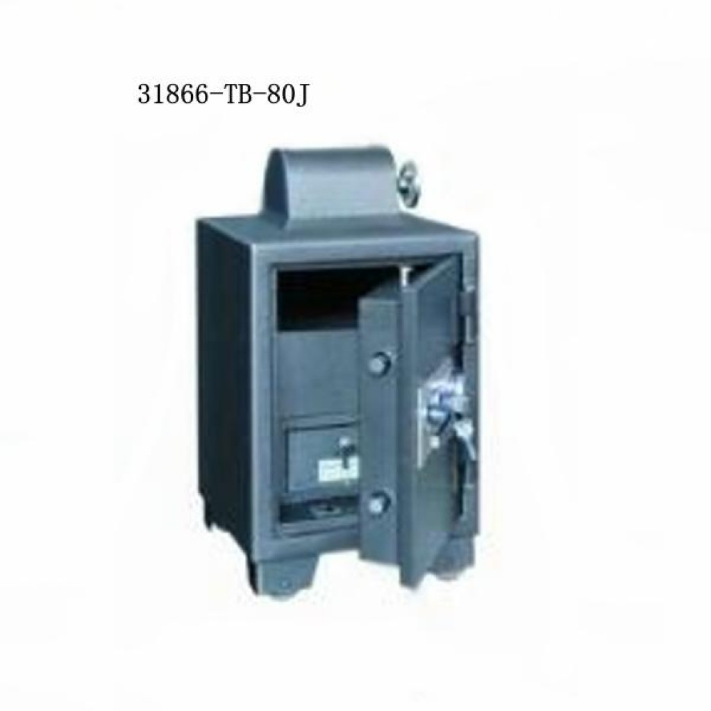 31866-TB-80J Money-insert Safe box  Mechnical lock