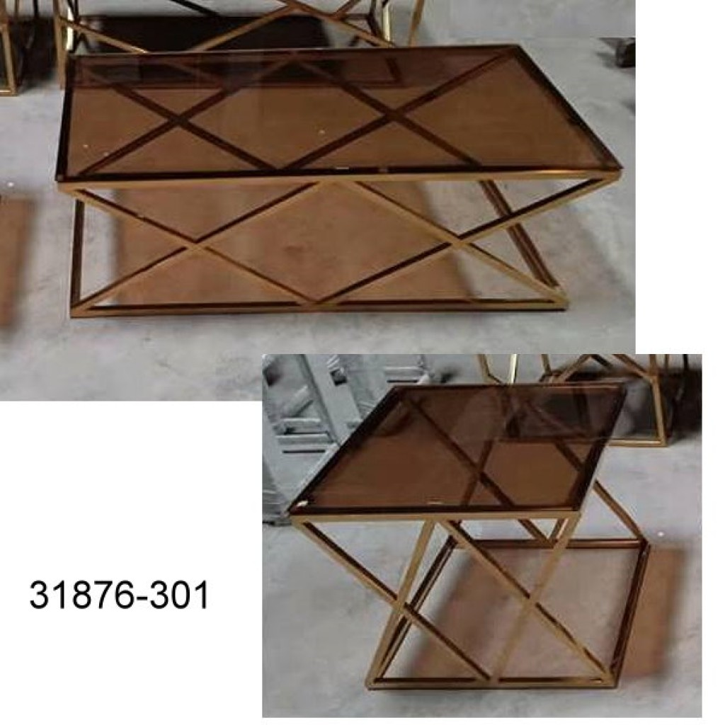 31876-301-Coffee Table 1+2