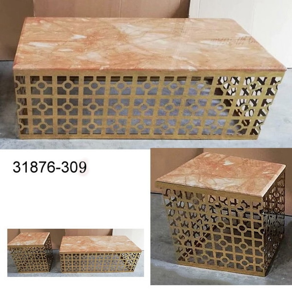 31876-309-Coffee Table 1+2