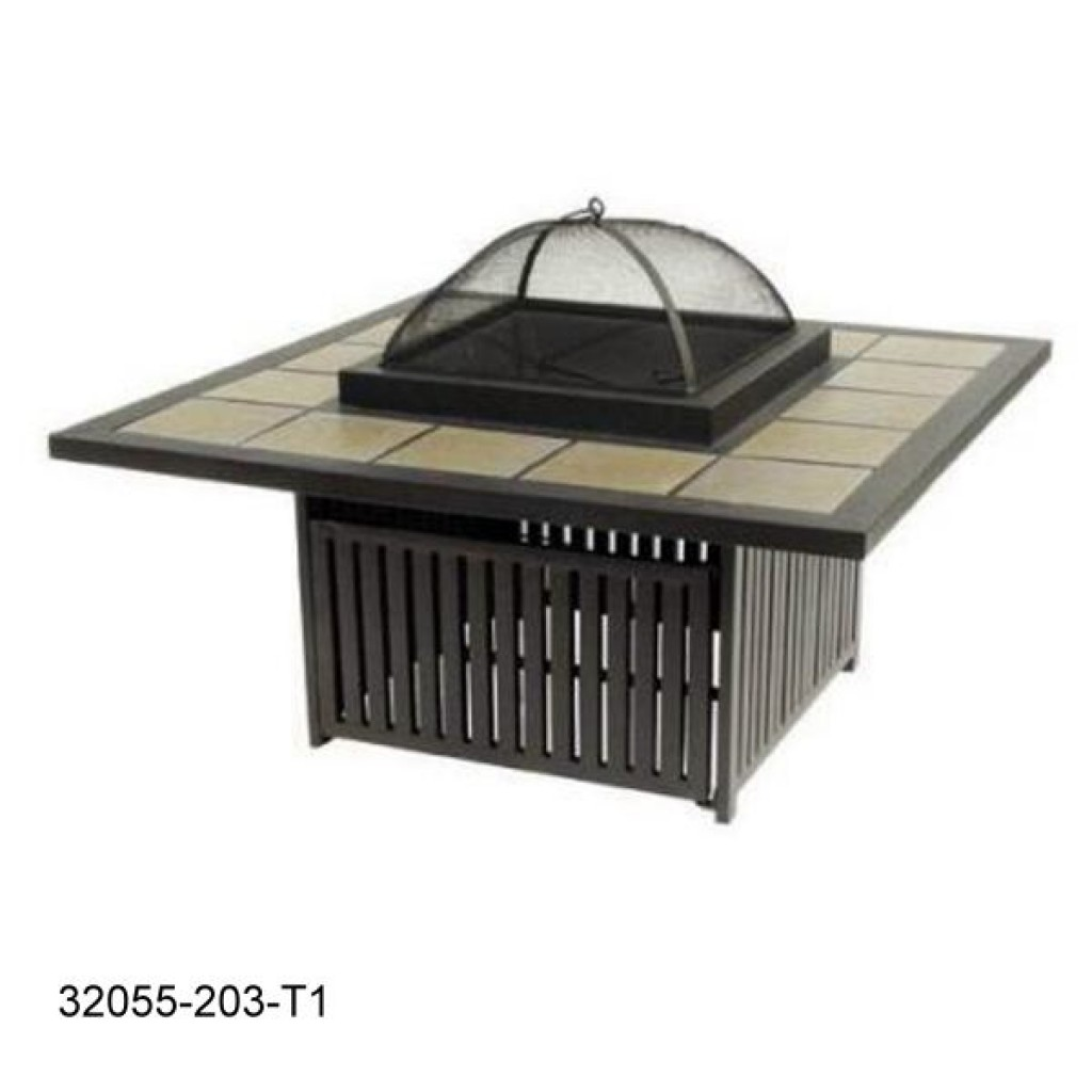 32055-203-T1 dining firepit table