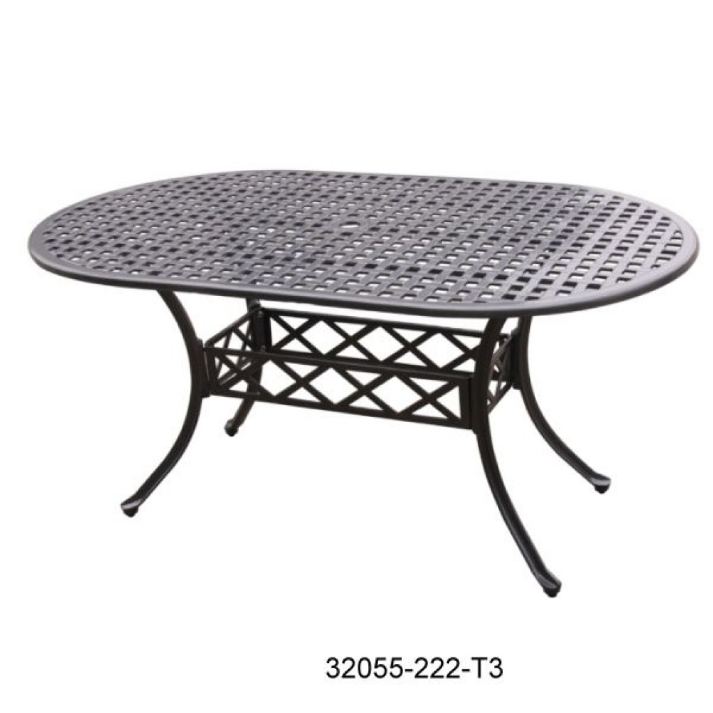 32055-222-T3 Dining table