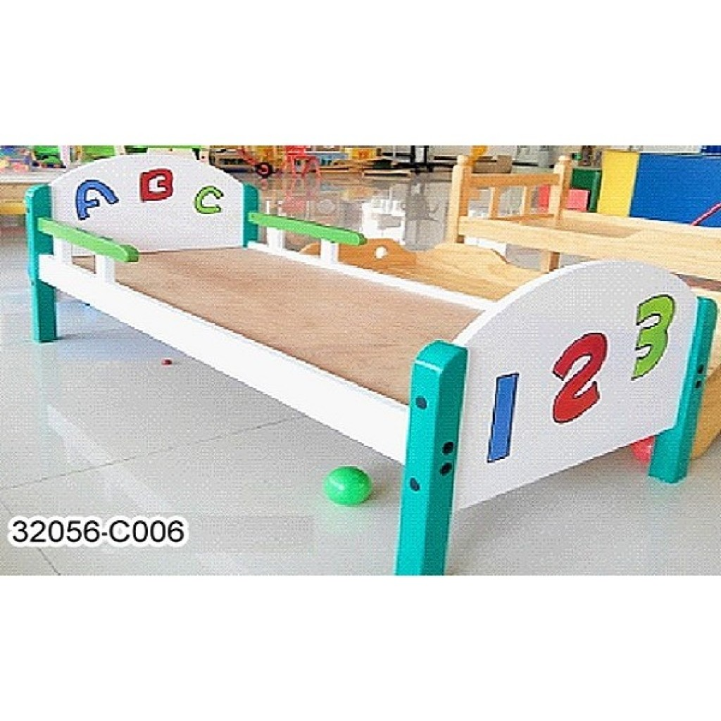 32056-C006  Wooden Child Bed