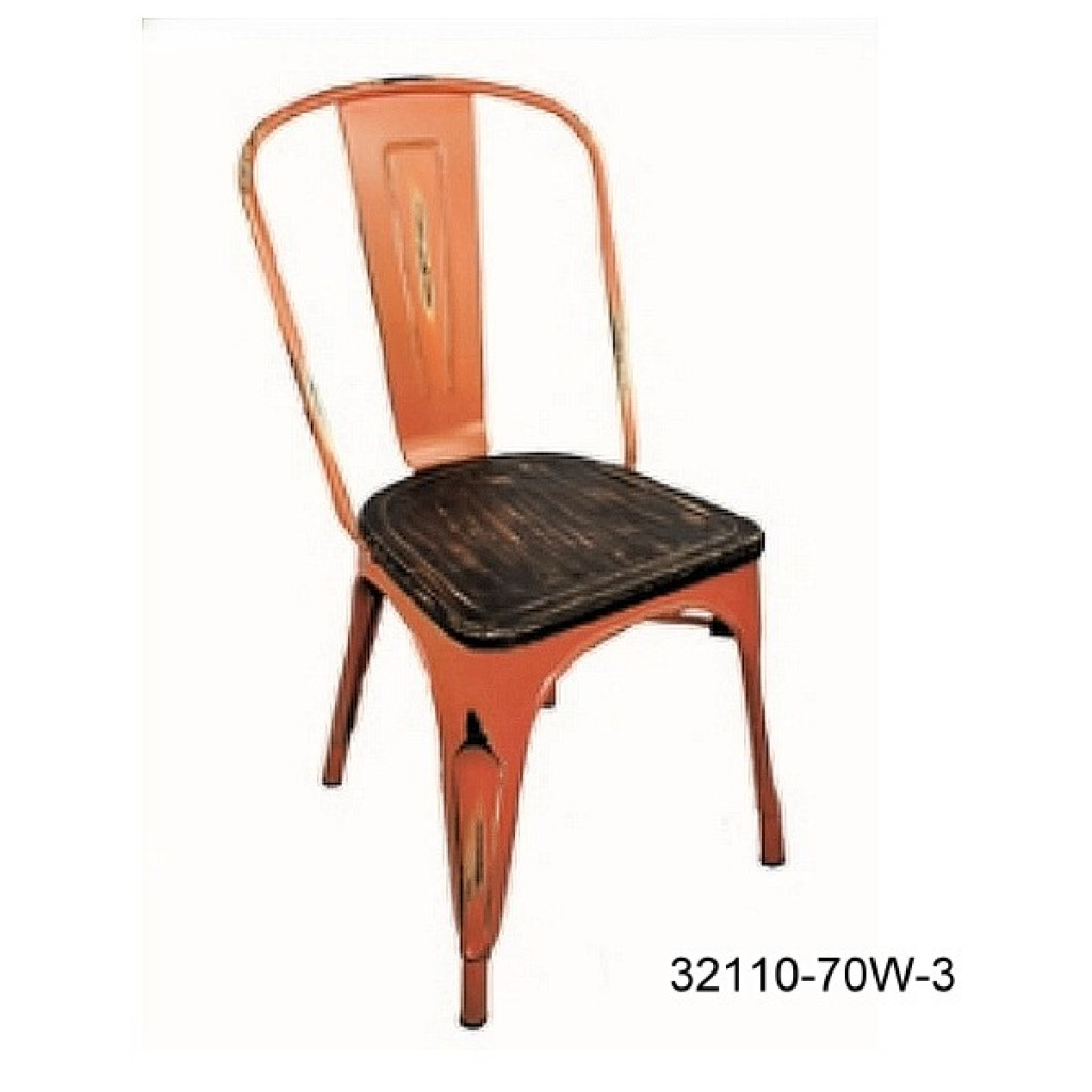 32110-70W Metal chair
