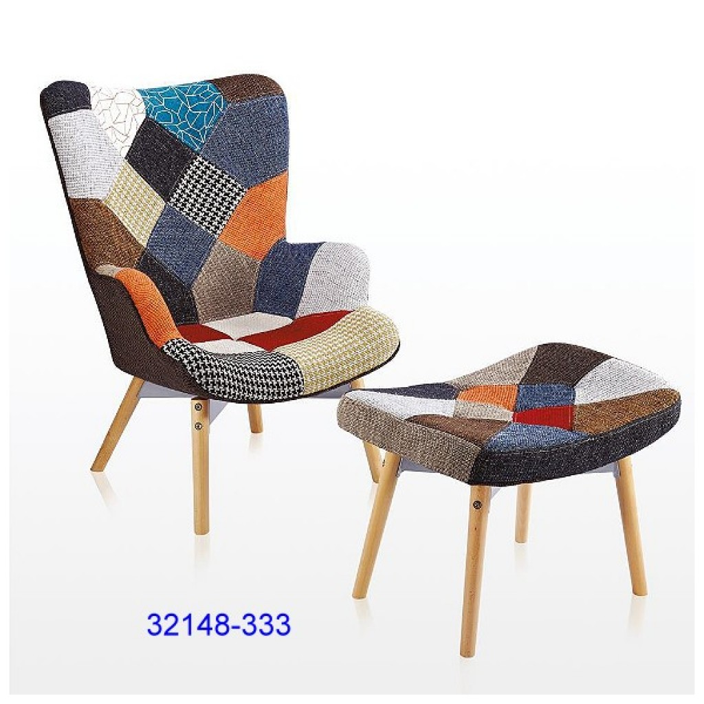 32148-333 Fabric chair