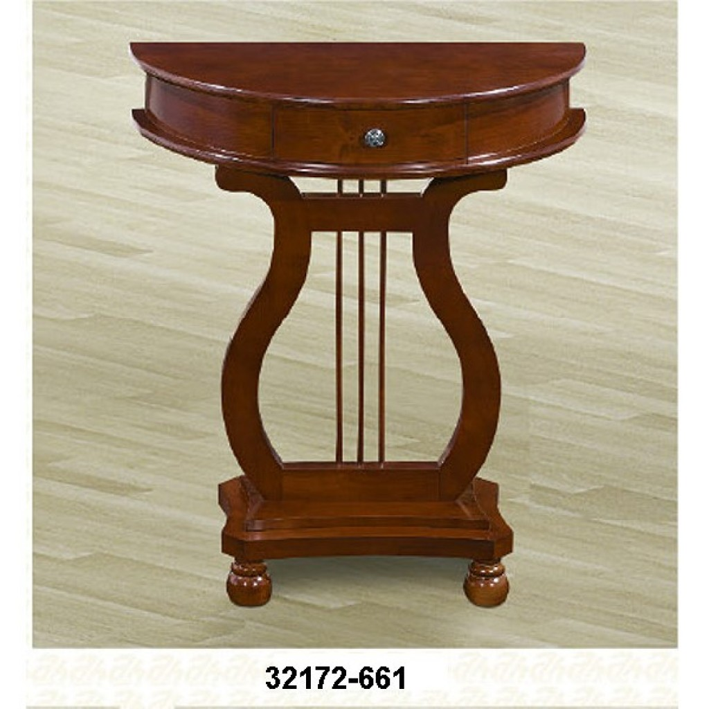 32172-661 Wooden Telephone Table