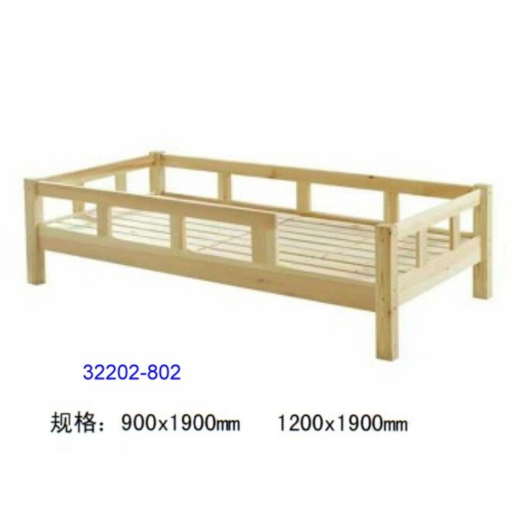 32202-802 Wooden children bed