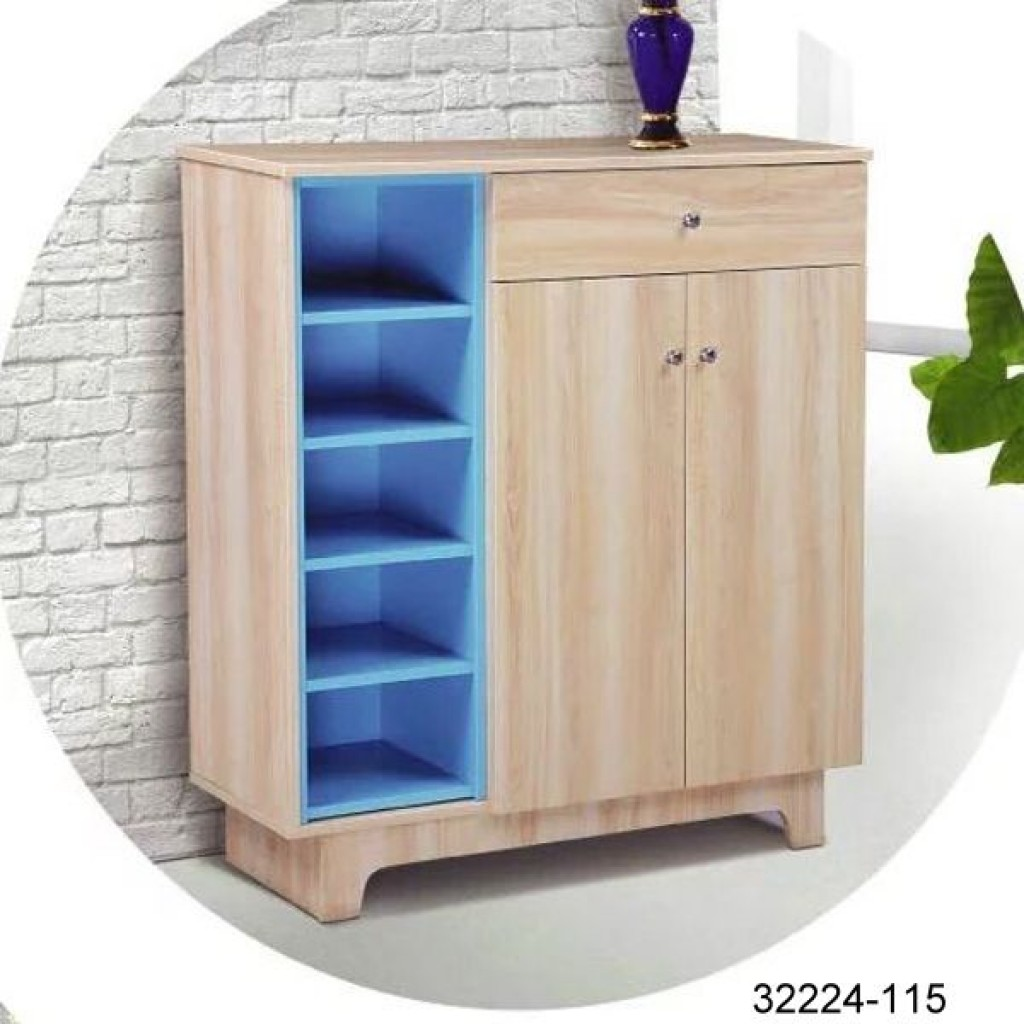 32224-115 Wooden Display Cabinet