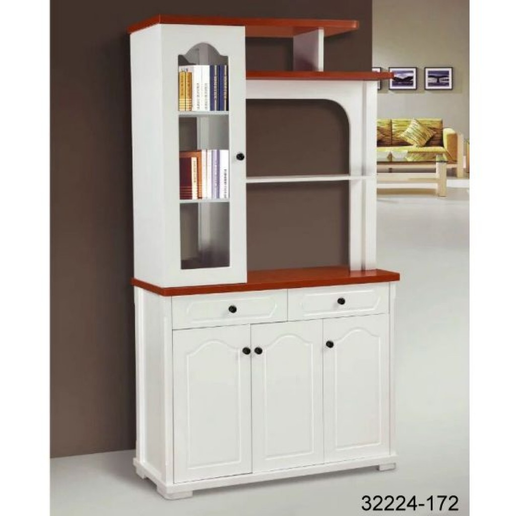 32224-172 Wooden Display Cabinet