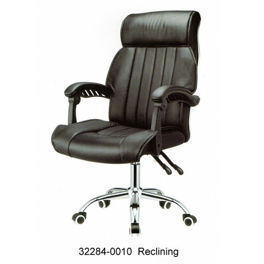 32284-0010 Manager Leather Office Chair
