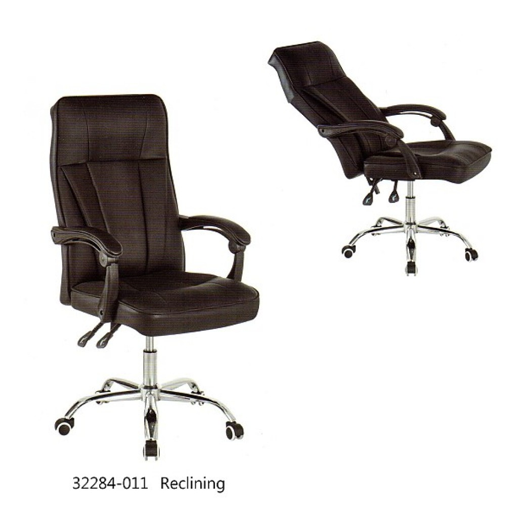 32284-0011 Manager Leather Office Chair