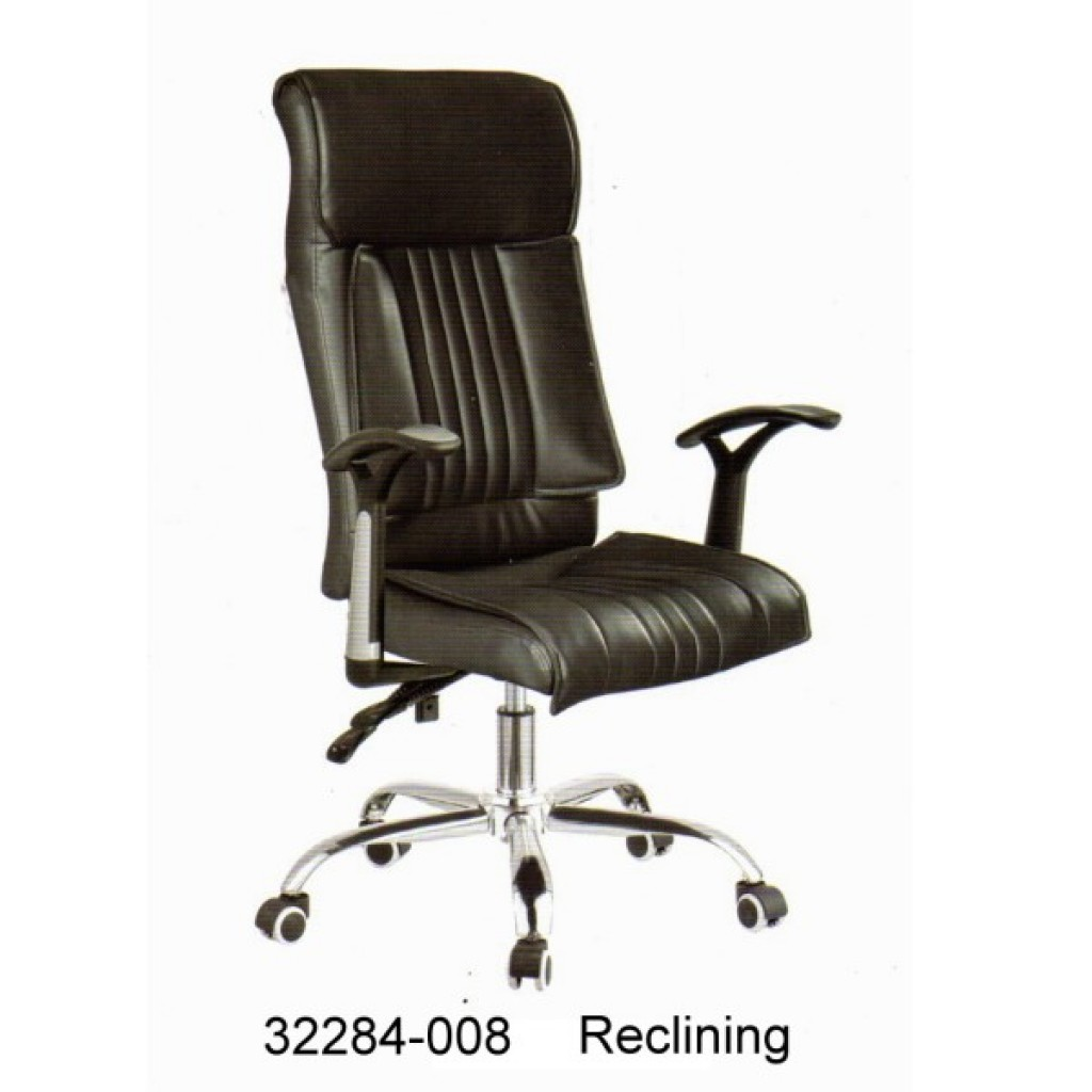 32284-008 Manager Leather Office Chair