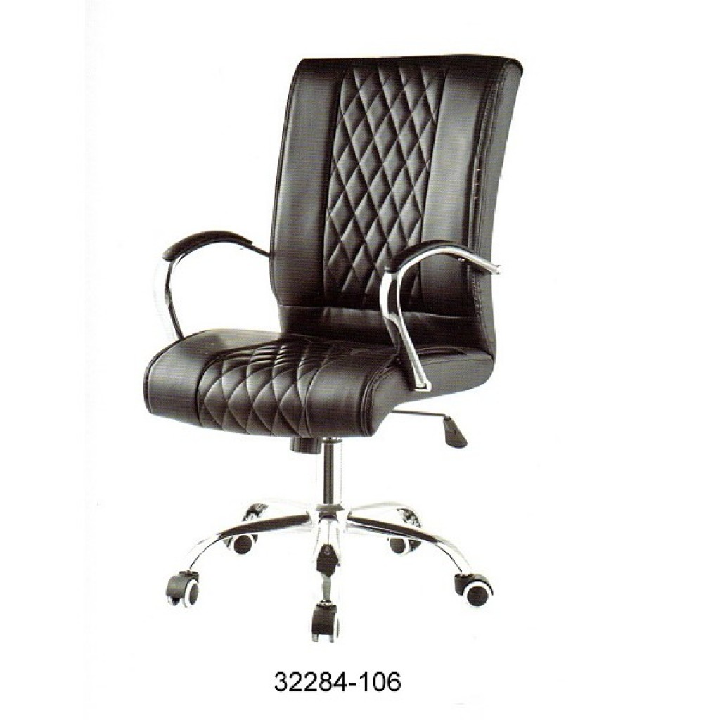 32284-106 Leather Office Chair