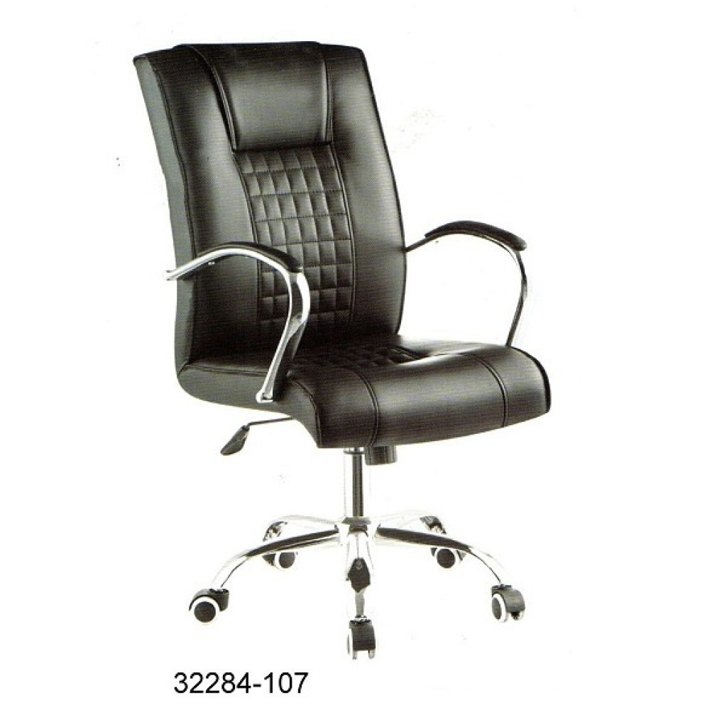 32284-107 Leather Office Chair
