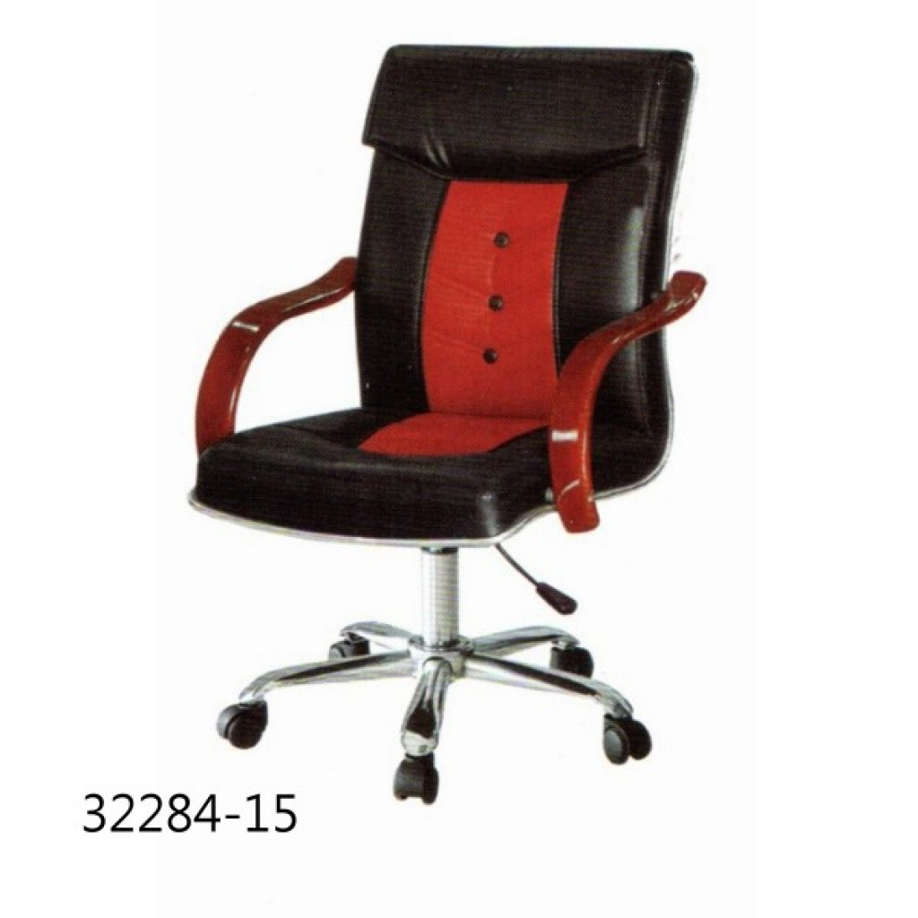 32284-15  Leather Office Chair
