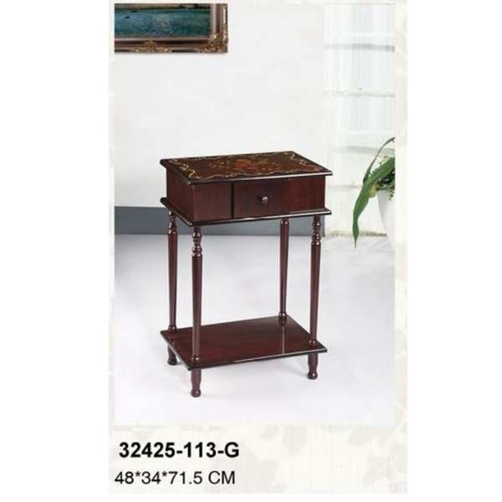 32425-113-G Wooden Coffee Table