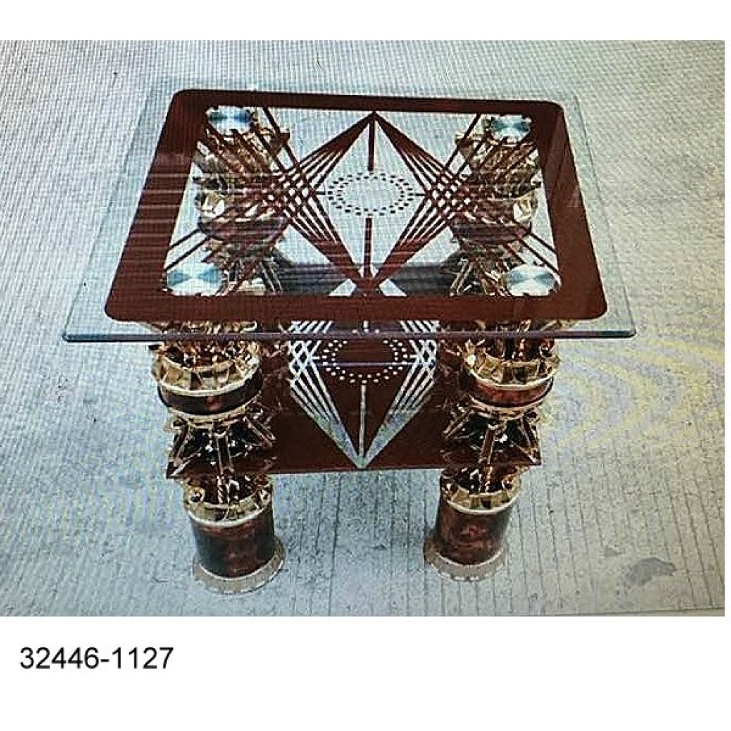 32446-1127 Glass Coffee Table