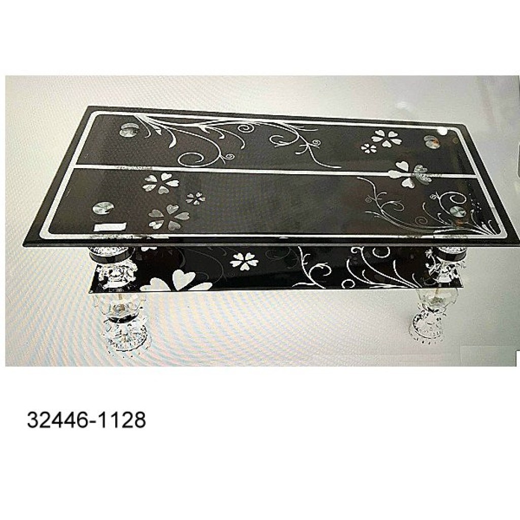 32446-1128 Glass Coffee Table