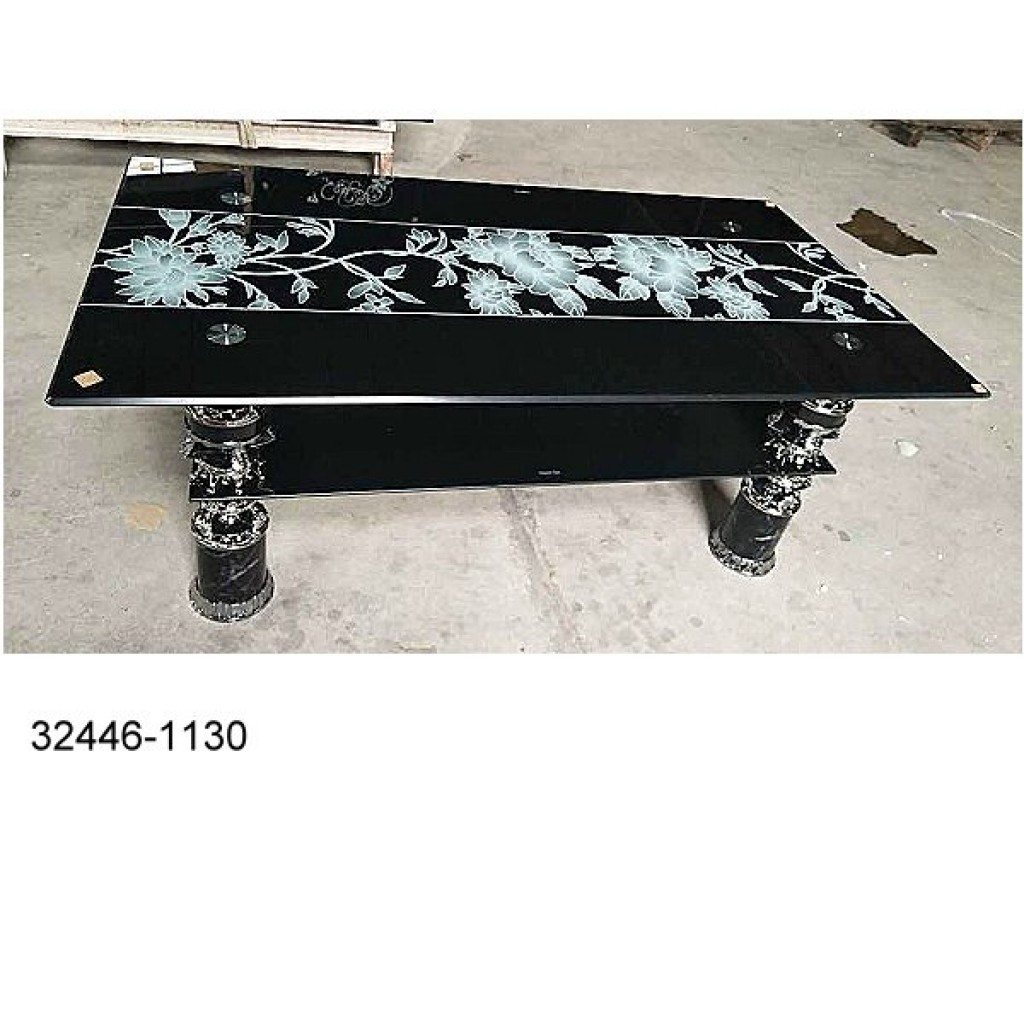 32446-1130 Glass Coffee Table