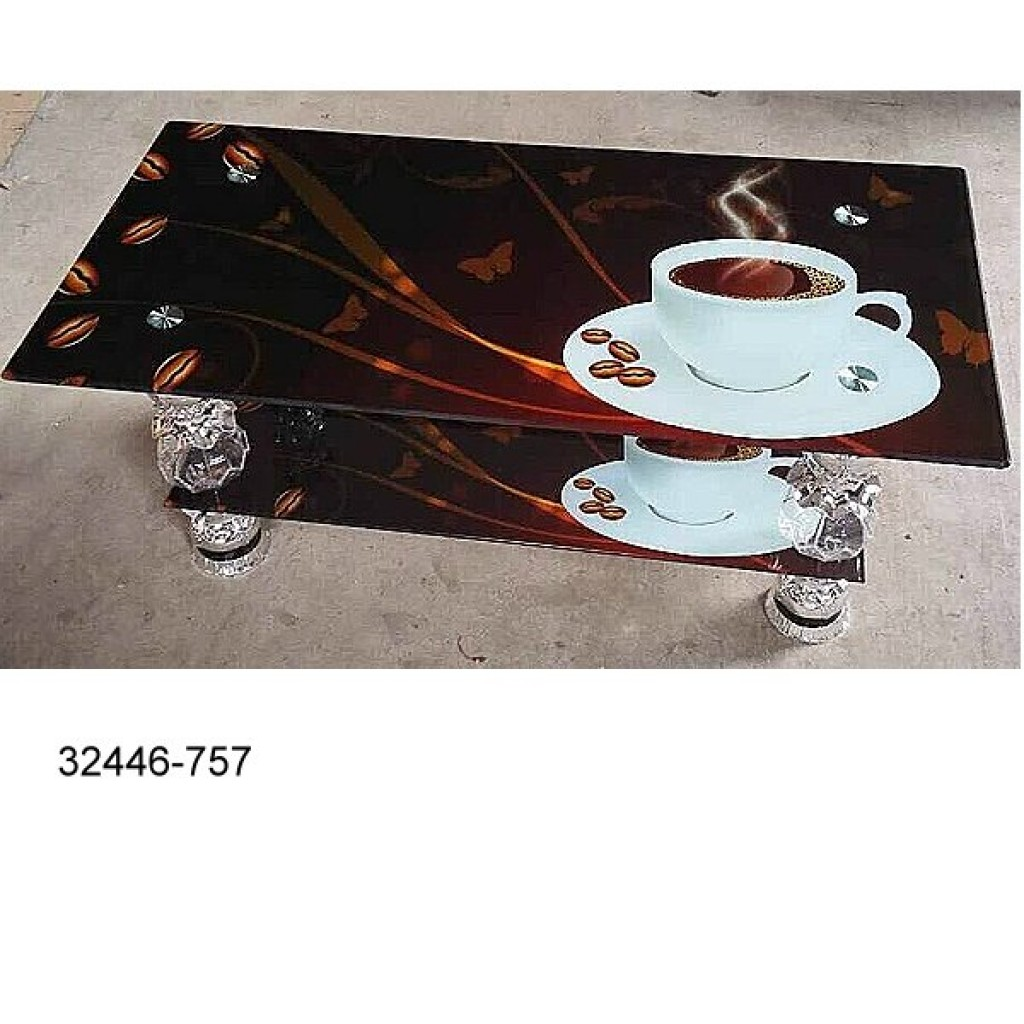 32446-757 Glass Coffee Table