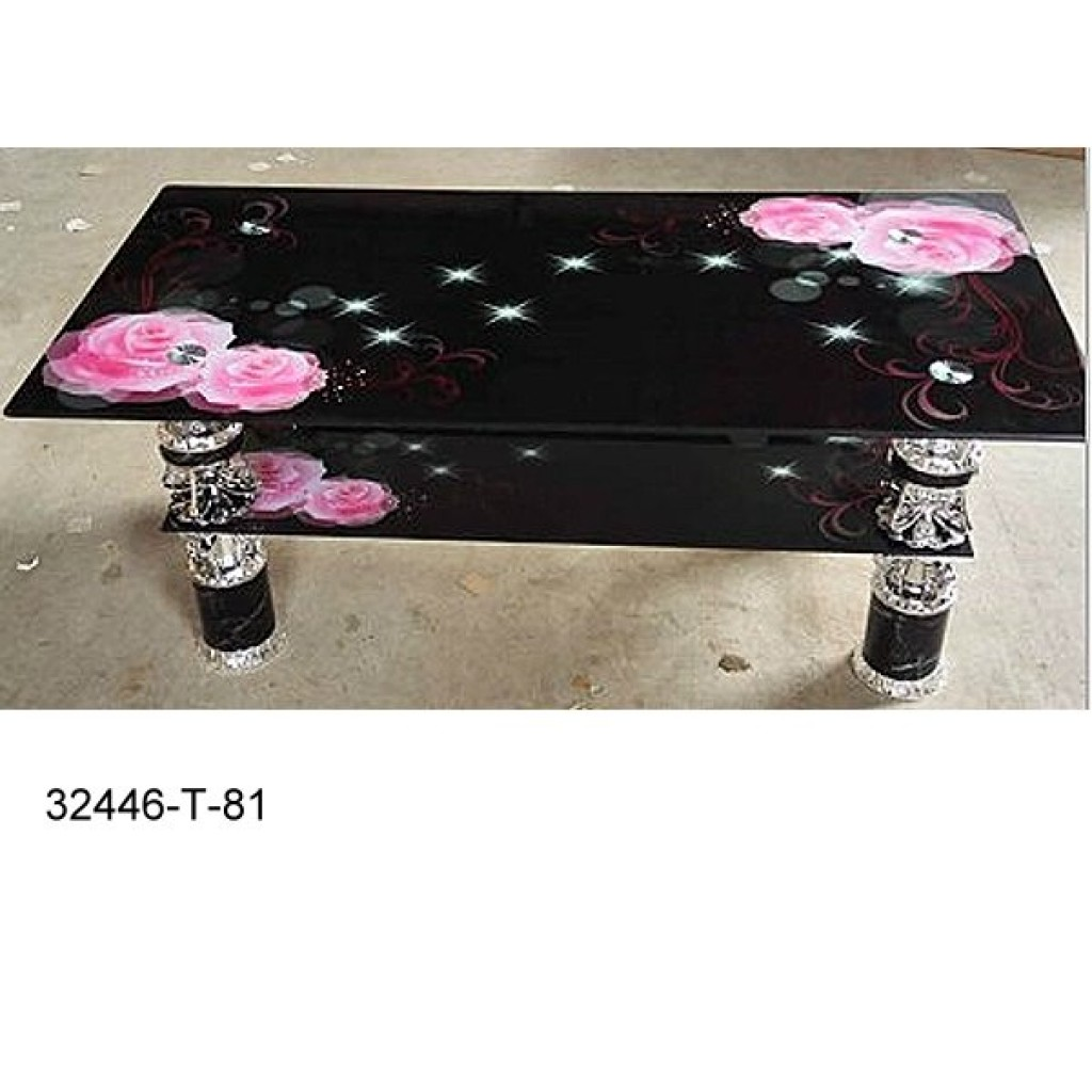 32446-T81 Glass Coffee Table