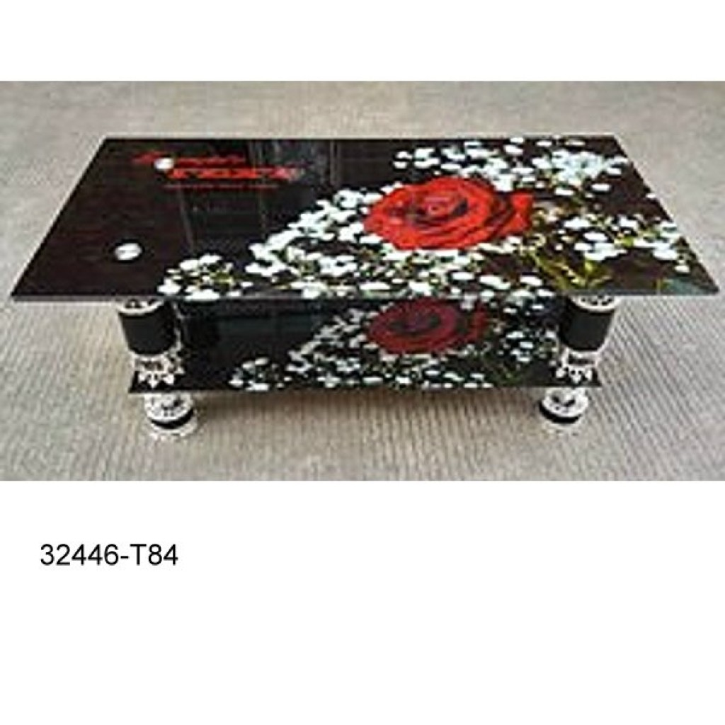 32446-T84 Glass Coffee Table