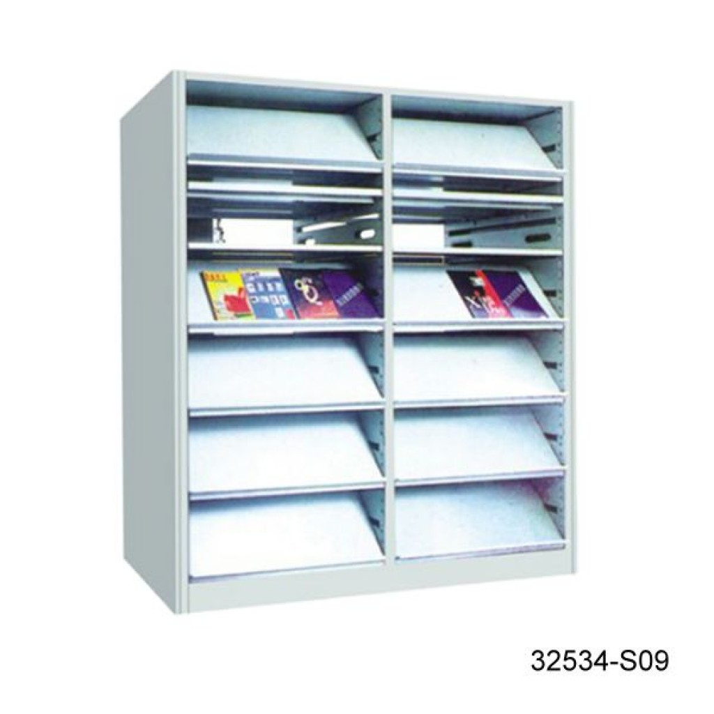 32534-S09 Book shelf