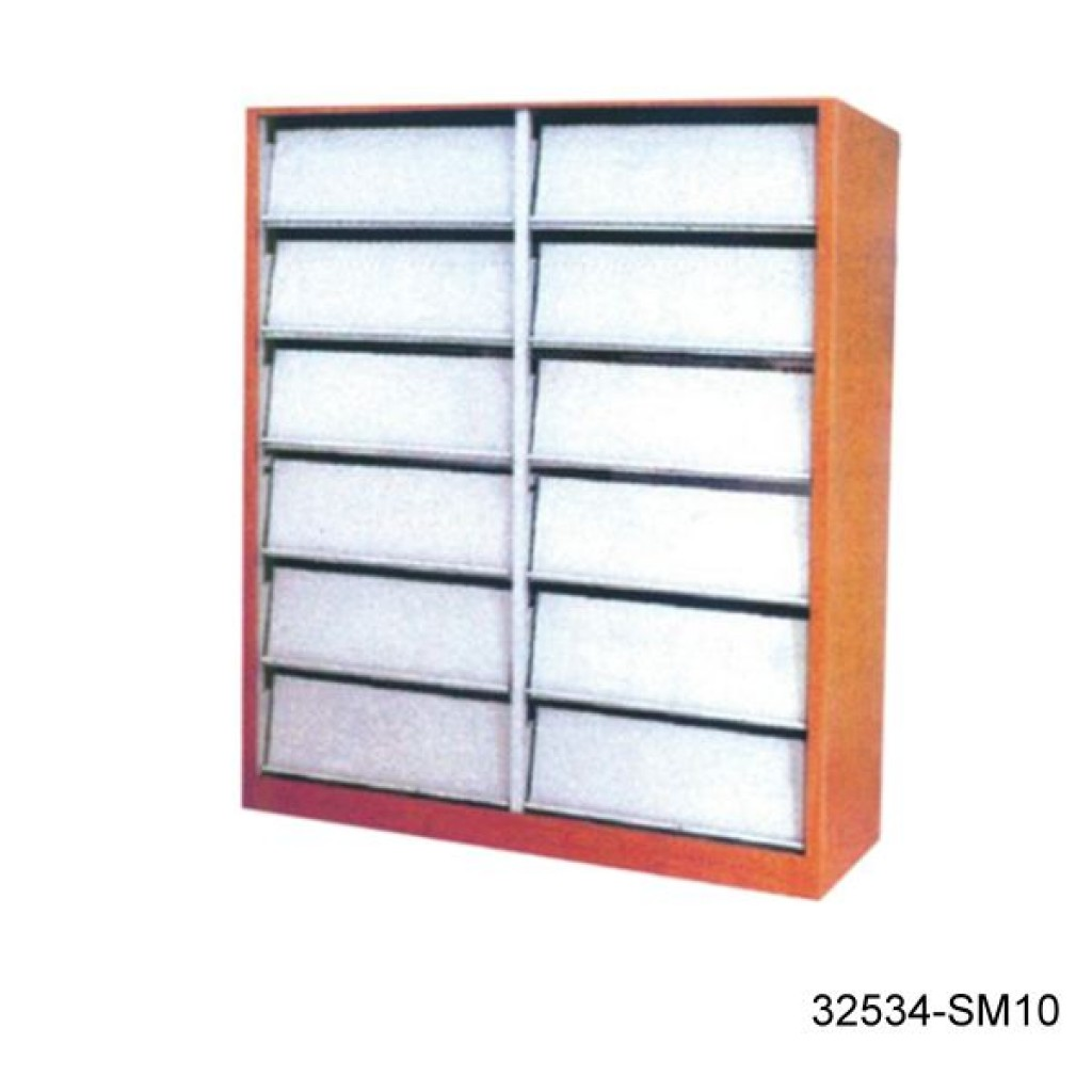 32534-SM10 Book shelf