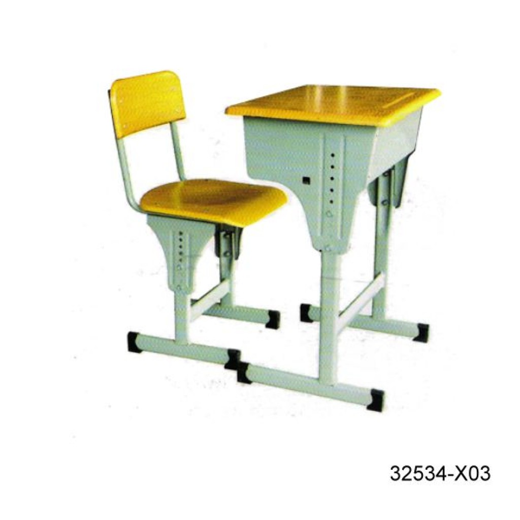 32534-X03 student desk and chair