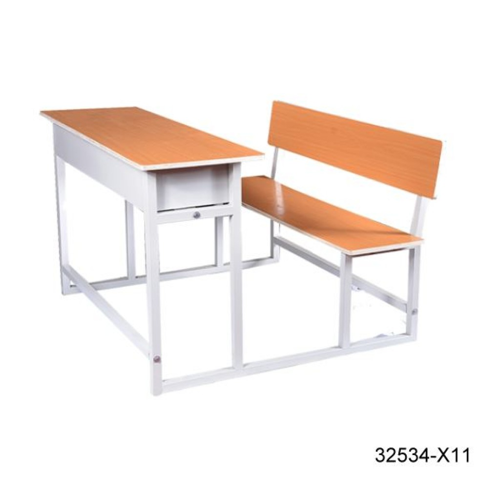 32534-X11 student desk and chair