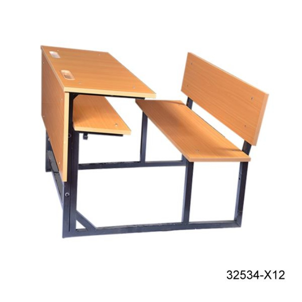 32534-X12 student desk and chair