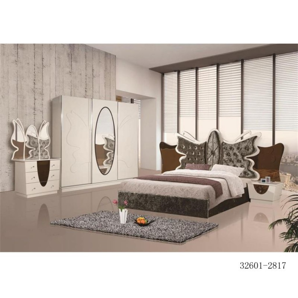 32601-2817 Simple Bedroom Set