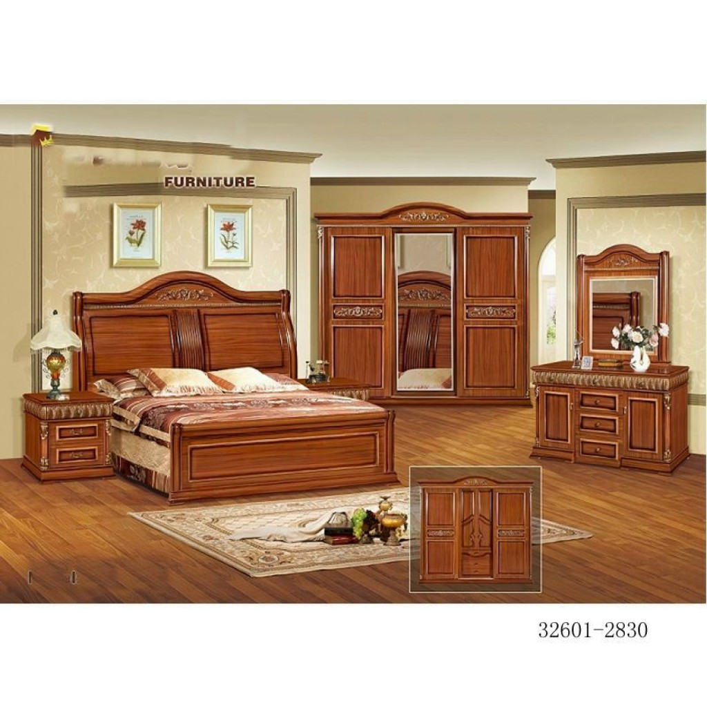32601-2830 Simple Bedroom Set