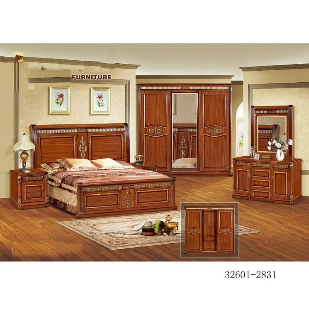 32601-2831 Simple Bedroom Set