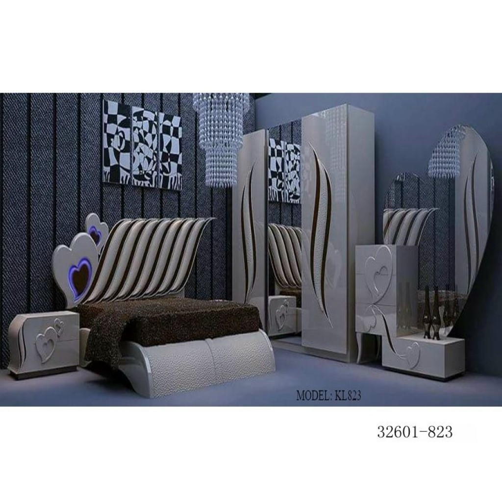 32601-823 Simple Bedroom Set