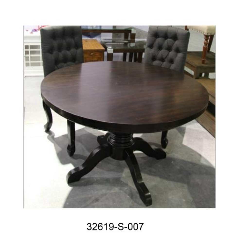32619-S-007  Wooden Dining Table