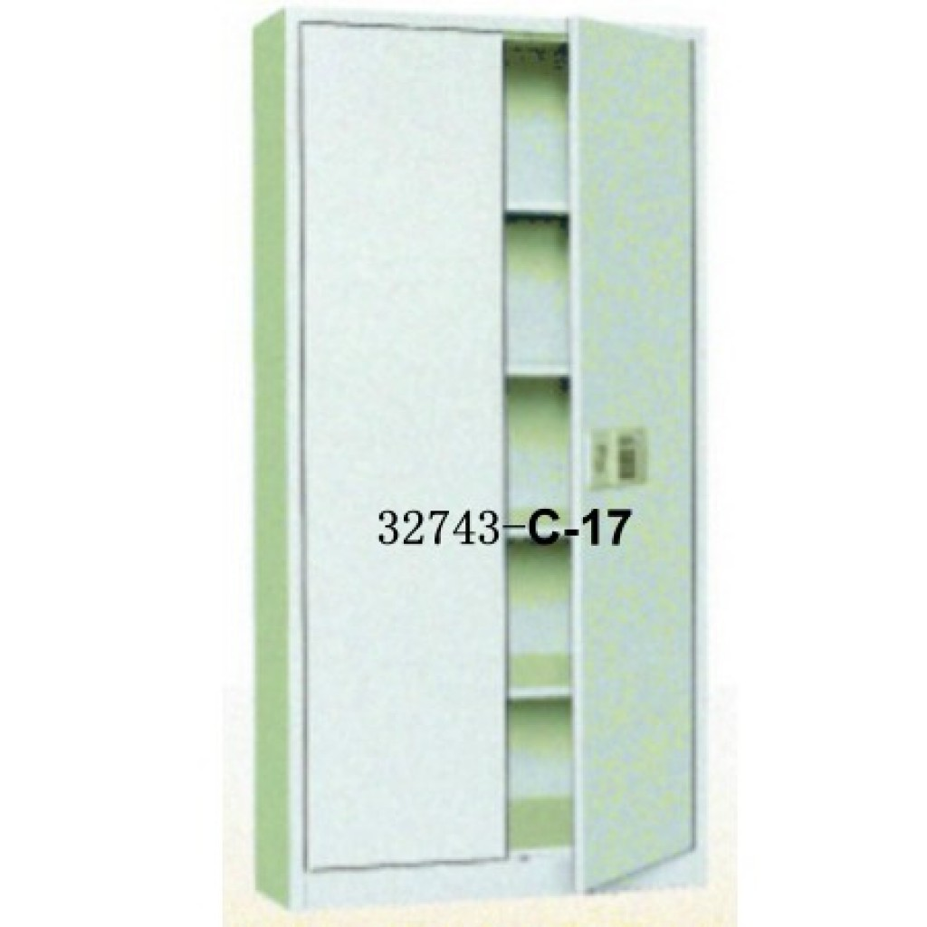 32743-C-17 1 door locker (with screws)