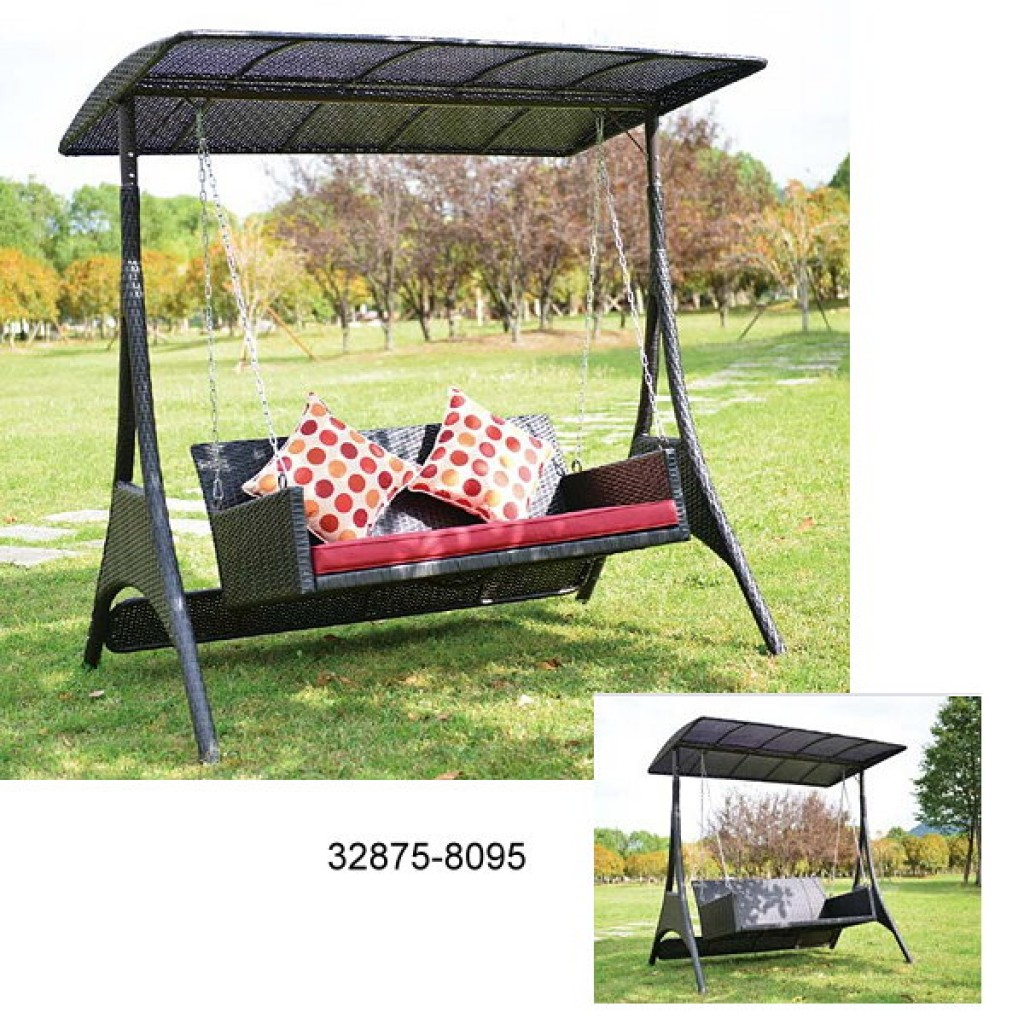 32875-8095 2 person swing set