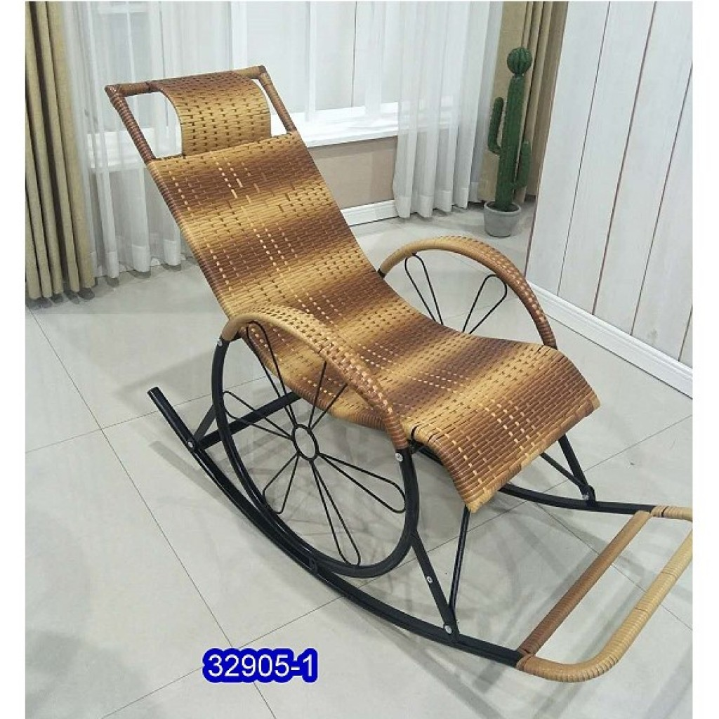 32905-1 Metal rocking chair