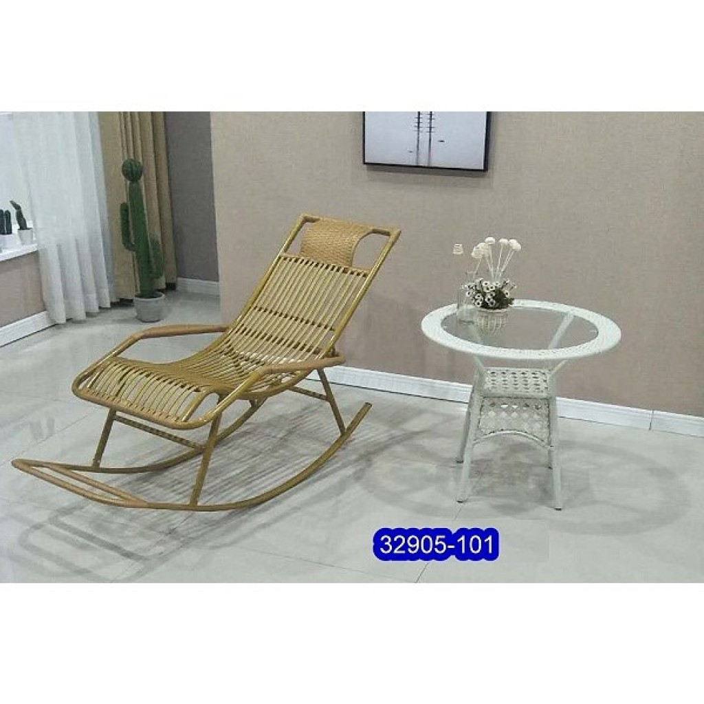 32905-101 Metal rocking chair