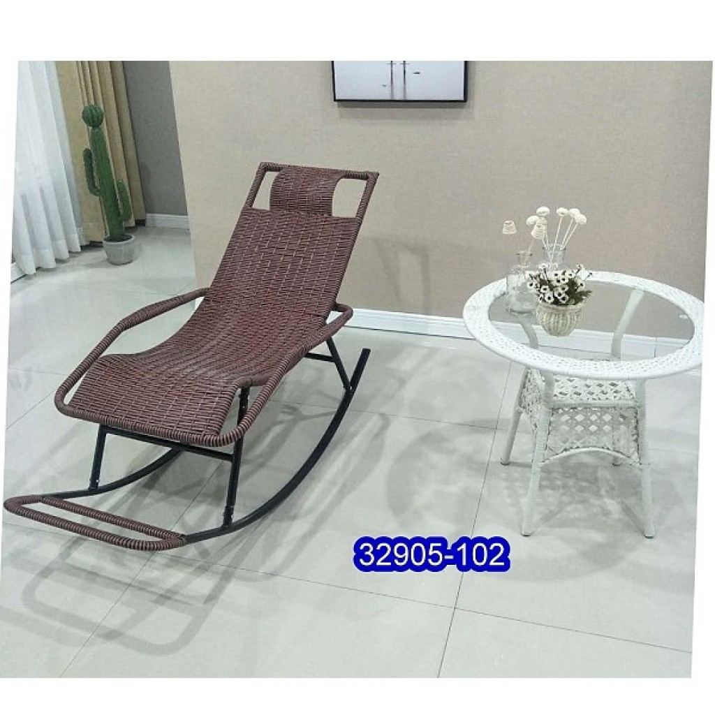 32905-102 Metal rocking chair