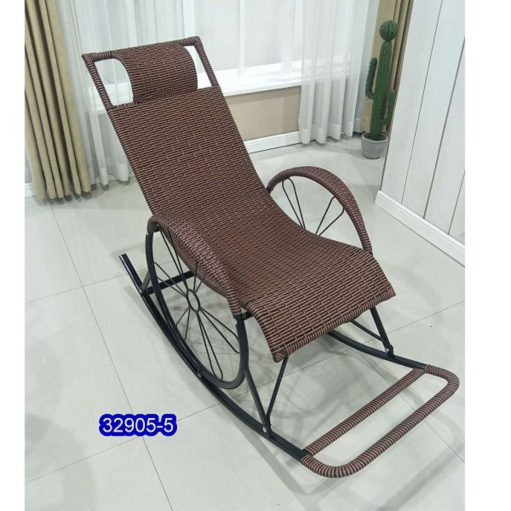 32905-5 Metal rocking chair