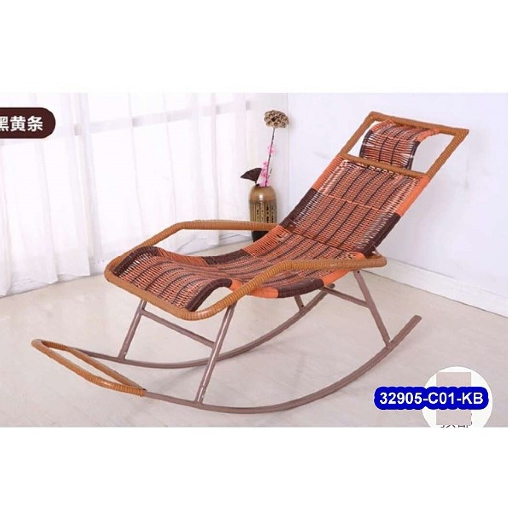 32905-C01-KB Metal rocking chair