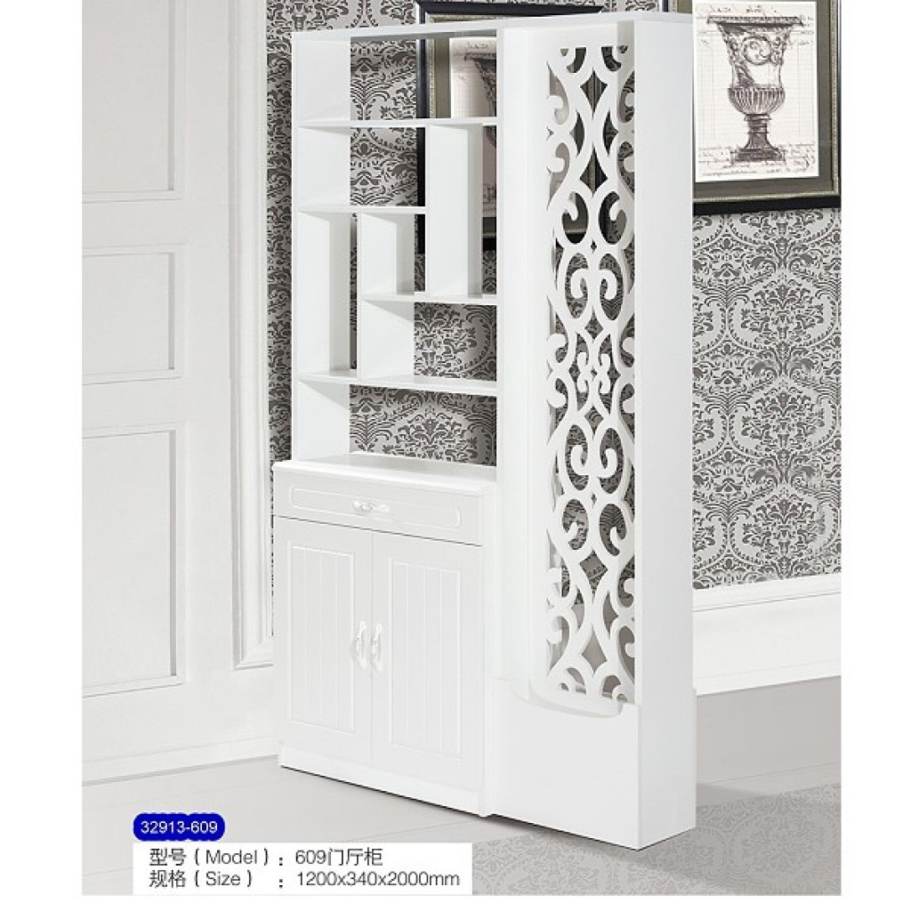 32913-609 Wooden Hall cabinet