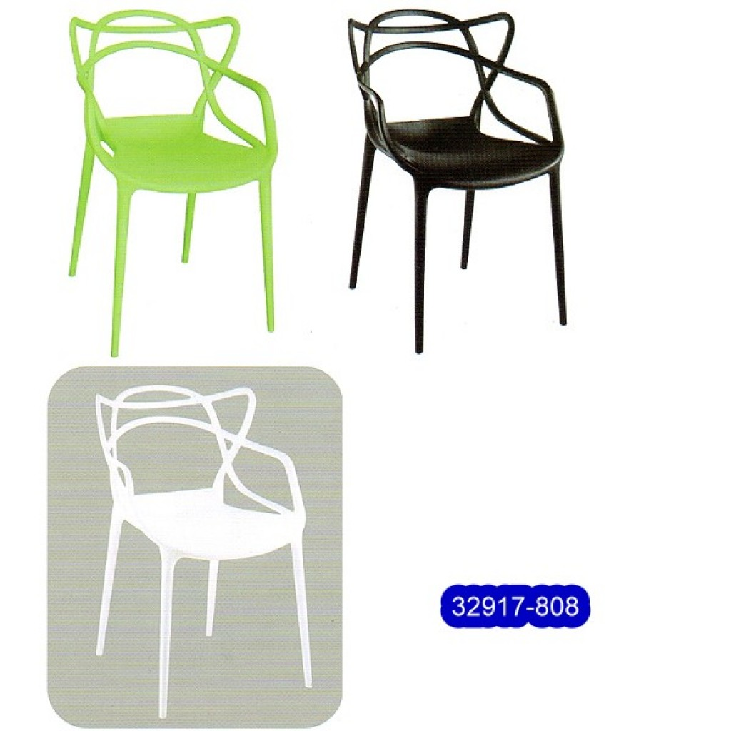 32917-PP-808 Plastic Chair