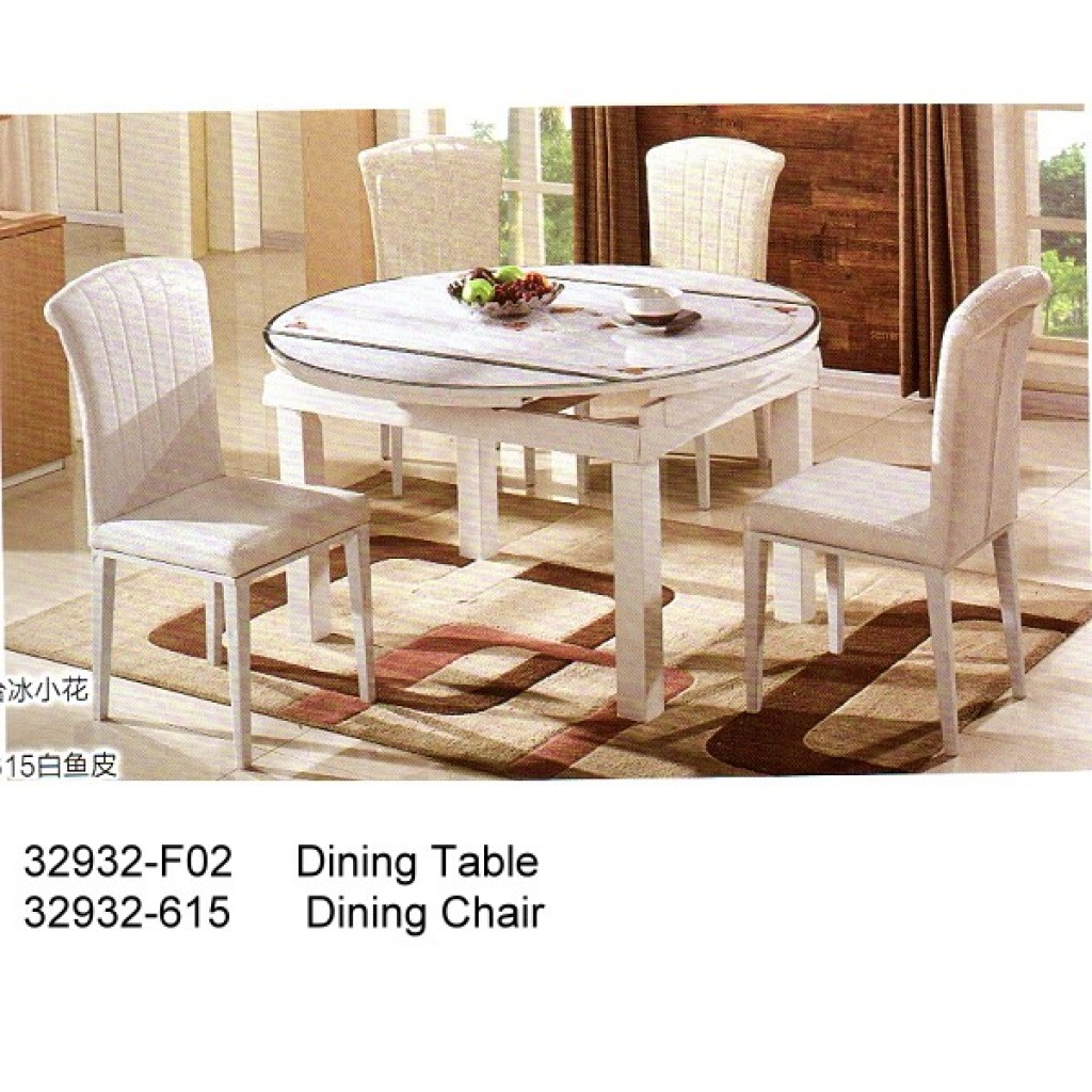 32932-F02-615 Wooden Dining Set