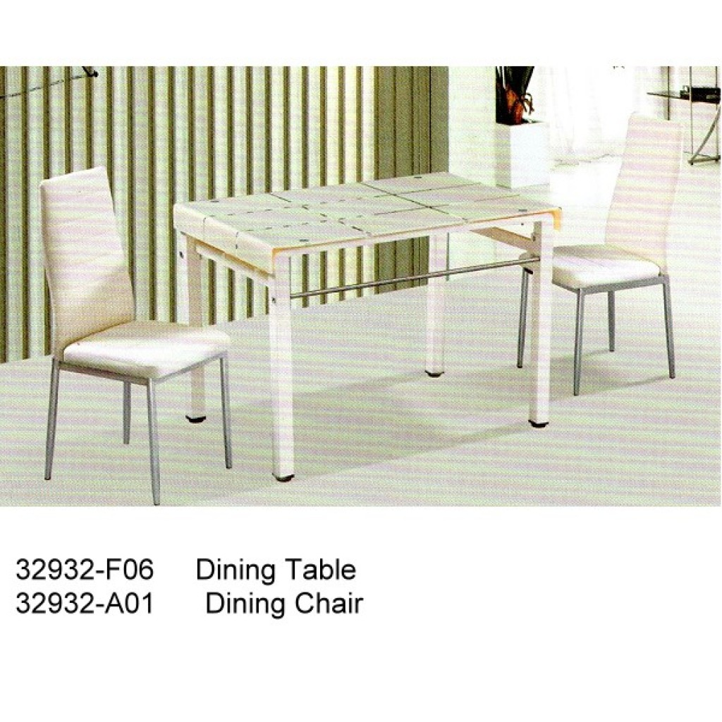 32932-F06-A01 Metal Dining Set