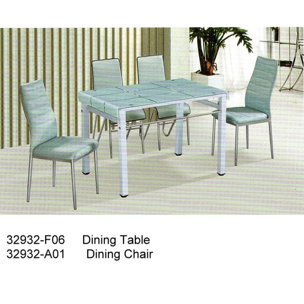 32932-F06-A01/B04 Metal Dining Set
