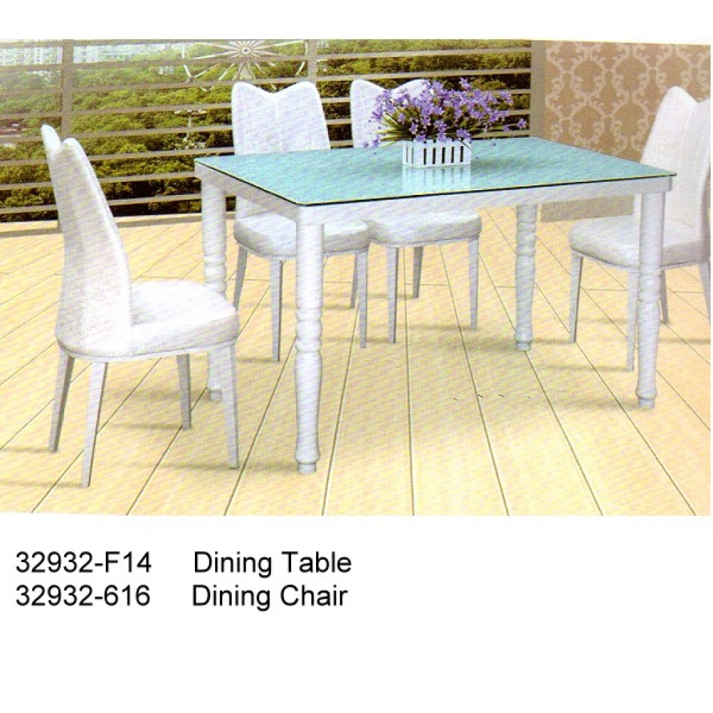 32932-F14-616 Wooden Dining Set